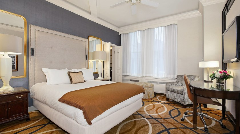 Brown Palace hotel rooms